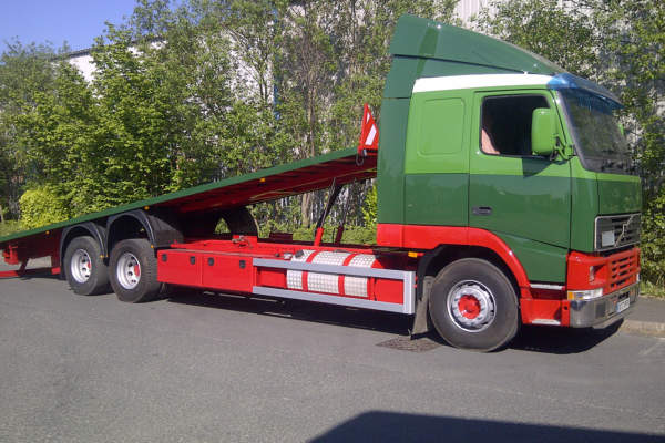 Flat bed Tilt Body Conversion, Sandbach, Cheshire