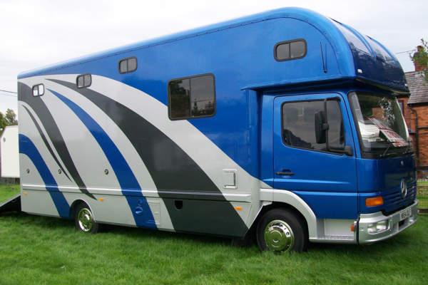 Horse Box Repair & Servicing, Sandbach, Cheshire