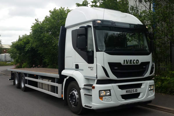 M8 Moffett Iveco Conversion for CLD Fencing