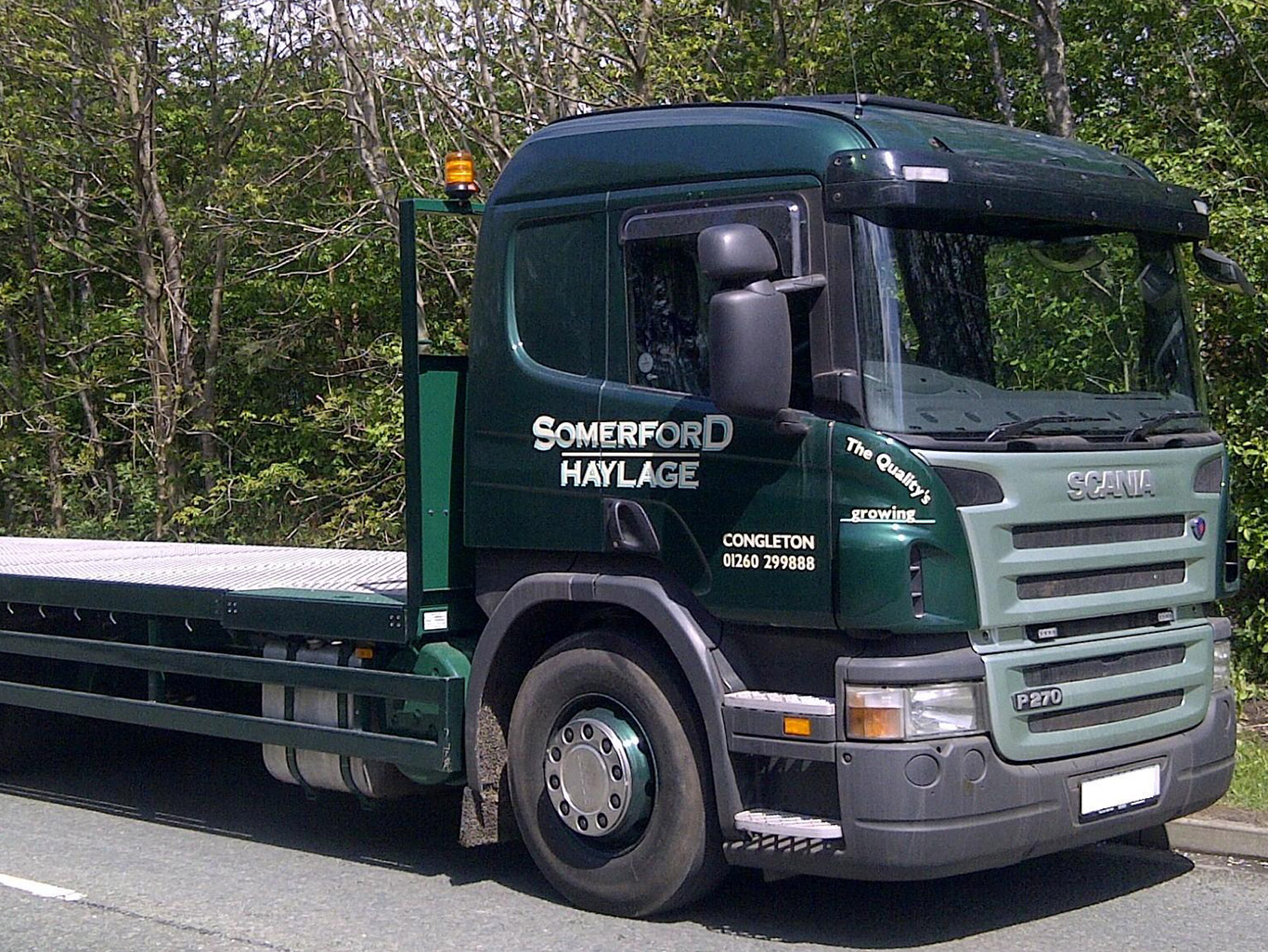 Scania Body Conversion, Sandbach, Cheshire