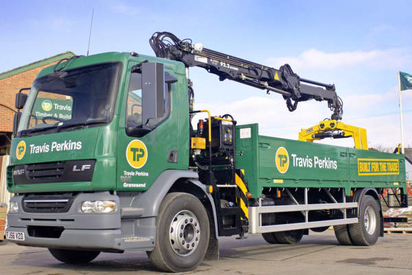 Servicing, Repairs and MOT for Travis Perkins