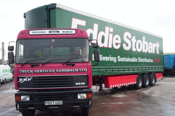 Trailer Repairs & Servicing for Eddie Stobart