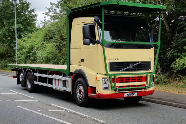 Volvo FH440 Body Conversion, Sandbach, Cheshire