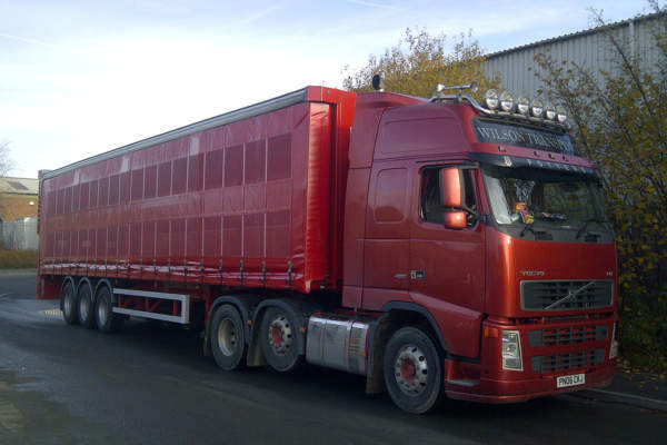 Volvo & Livestock Trailer Servicing & MOT for Wilson Transport